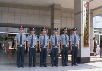 德州保安浅析门卫保安服务的职责
