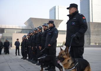 身处和平时代你对保安有什么看法?