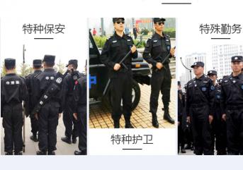中国安防服务业结构与市场规模分析
