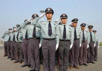 德州保安人员切实做好防疫安全检查工作